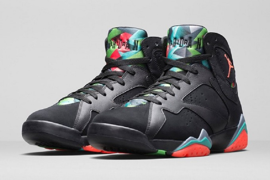 "finest selection c9e44 2f618 Air Jordan 7 Retro ""Marvin the Martian"""
