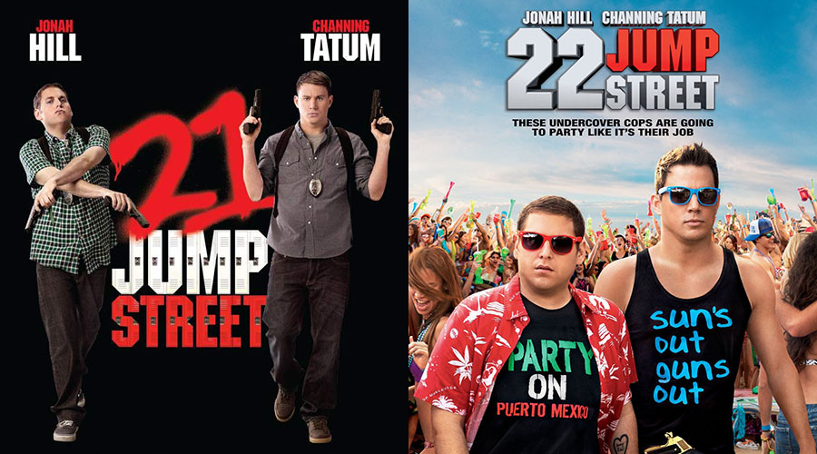 21 Jump Street Cast