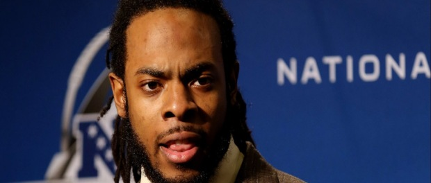Richard Sherman Black Lives Matter