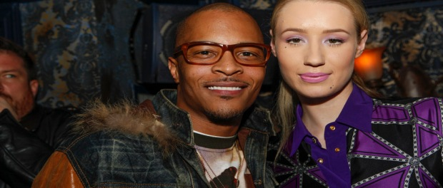 TI and Iggy Azalea