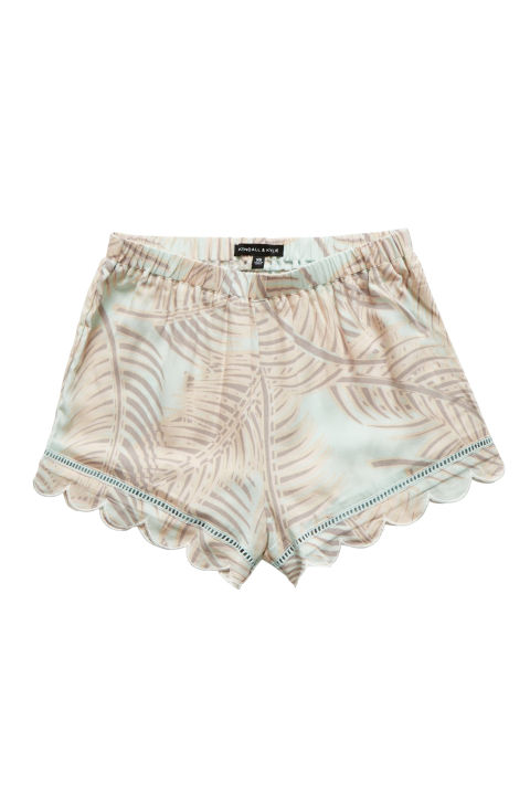 elle palm shorts